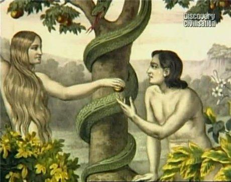 Сотворение человека, правда про Адама и Еву